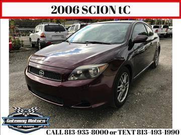 2006 Scion tC for sale in Tampa, FL