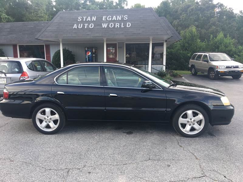 Acura TL TypeS WNavi In Greer SC Stan Egans Auto World - 2003 acura tl type s for sale