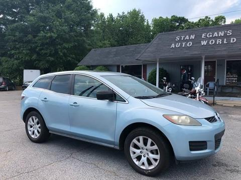 2007 Mazda CX-7 for sale at STAN EGAN'S AUTO WORLD, INC. in Greer SC