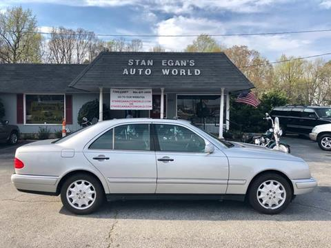 1999 Mercedes-Benz E-Class for sale in Greer, SC