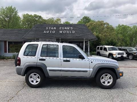 2006 Jeep Liberty for sale in Greer, SC
