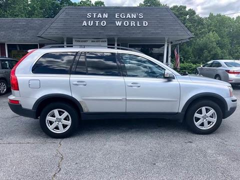 2008 Volvo XC90 for sale at STAN EGAN'S AUTO WORLD, INC. in Greer SC