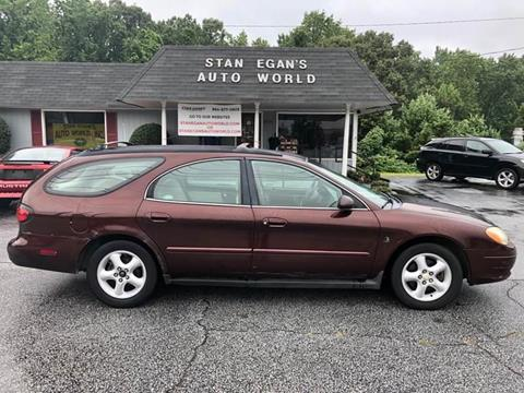 2001 Ford Taurus for sale at STAN EGAN'S AUTO WORLD, INC. in Greer SC