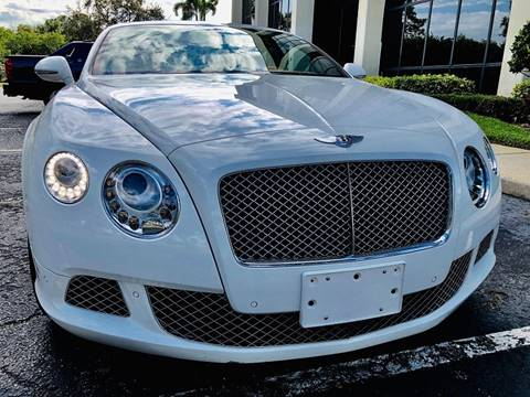 2012 Bentley Continental for sale in Chicago, IL