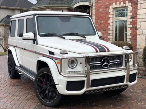 2016 Mercedes-Benz G-Class for sale in Chicago, IL