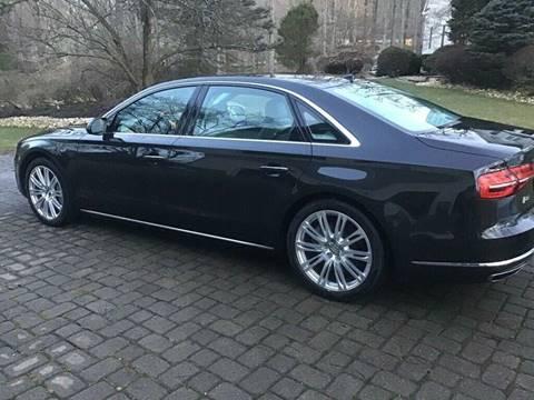 2015 Audi A8 for sale in Chicago, IL
