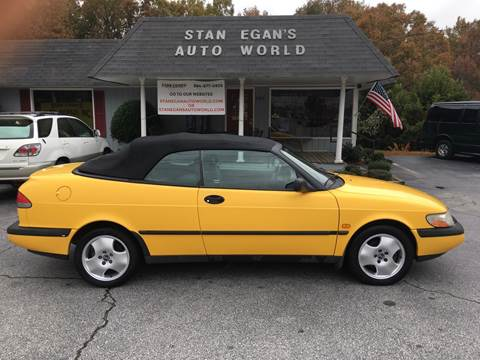 1997 Saab 900 for sale in Greer, SC