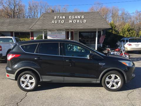 2013 Ford Escape for sale at STAN EGAN'S AUTO WORLD, INC. in Greer SC