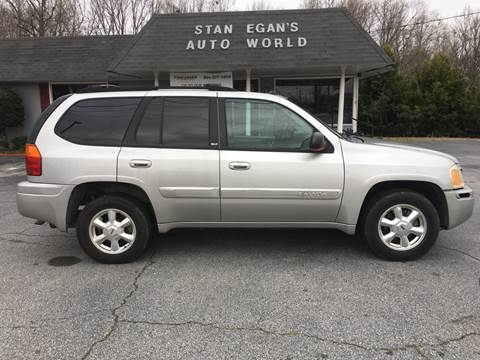 2005 GMC Envoy for sale at STAN EGAN'S AUTO WORLD, INC. in Greer SC