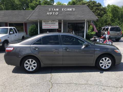 2007 Toyota Camry Hybrid for sale at STAN EGAN'S AUTO WORLD, INC. in Greer SC