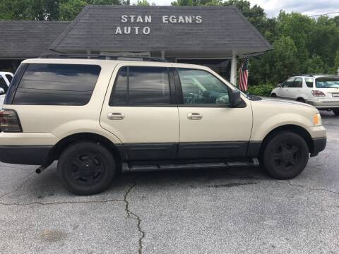 2006 Ford Expedition for sale at STAN EGAN'S AUTO WORLD, INC. in Greer SC