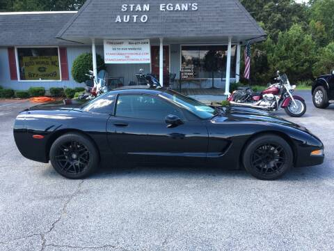 2000 Chevrolet Corvette for sale at STAN EGAN'S AUTO WORLD, INC. in Greer SC