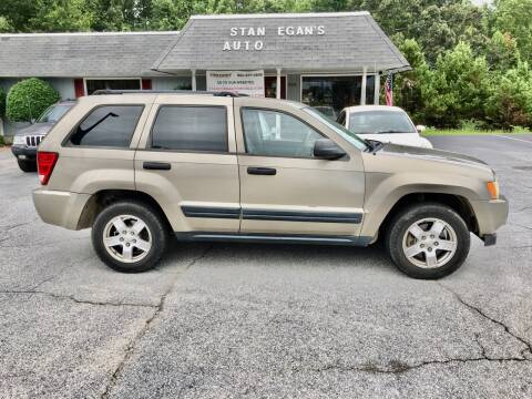 2005 Jeep Grand Cherokee for sale at STAN EGAN'S AUTO WORLD, INC. in Greer SC