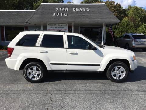 2007 Jeep Grand Cherokee for sale at STAN EGAN'S AUTO WORLD, INC. in Greer SC