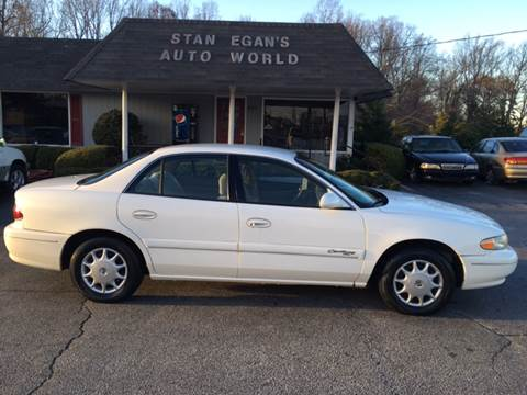 2001 Buick Century for sale in Greer, SC