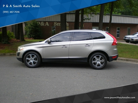 Volvo For Sale In Cary Nc P A Smith Auto Sales