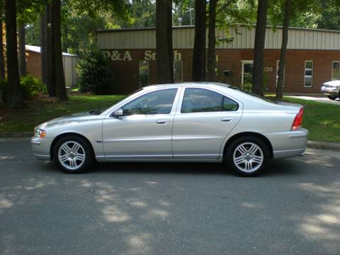 Volvo S60 For Sale In Cary Nc P A Smith Auto Sales