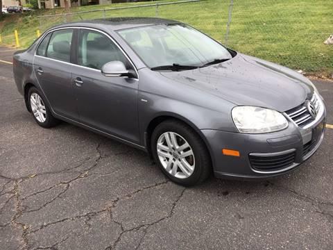 2007 Volkswagen Jetta for sale at Zarooki Motors in Englewood CO