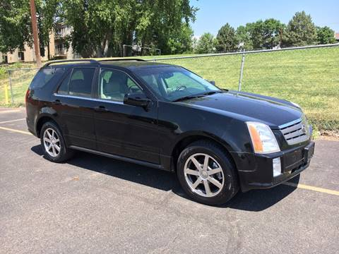 2004 Cadillac SRX for sale at Zarooki Motors in Englewood CO