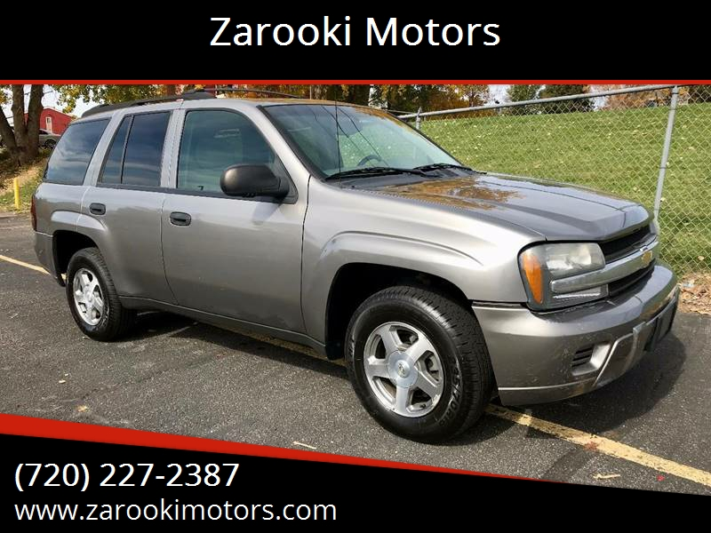2006 Chevrolet TrailBlazer For Sale At Zarooki Motors In Englewood CO