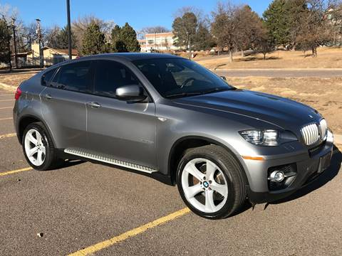 2009 BMW X6 For Sale in Englewood, CO - Carsforsale.com