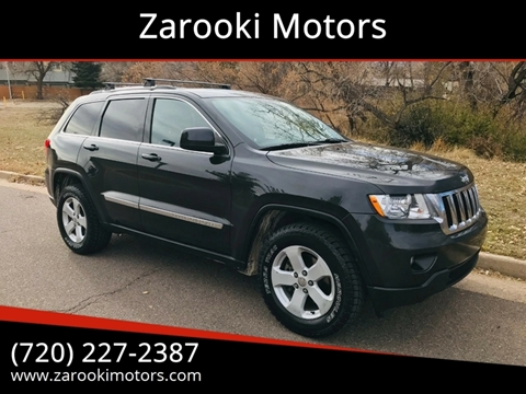 Cars For Sale In Englewood CO Zarooki Motors