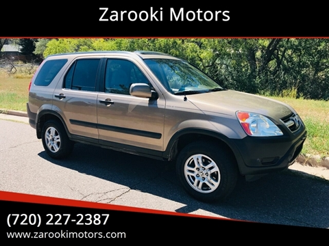 2004 Honda CR-V for sale in Englewood, CO