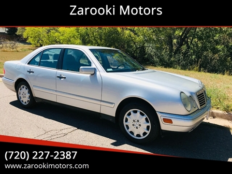 1999 Mercedes-Benz E-Class for sale in Englewood, CO