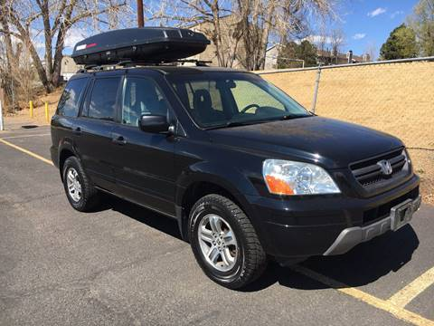 2005 Honda Pilot for sale in Englewood, CO