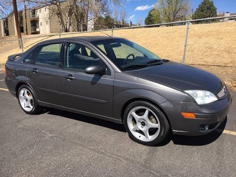 2005 Ford Focus for sale at Zarooki Motors in Englewood CO