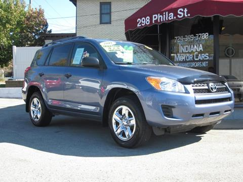 2011 Toyota RAV4 for sale in Indiana, PA