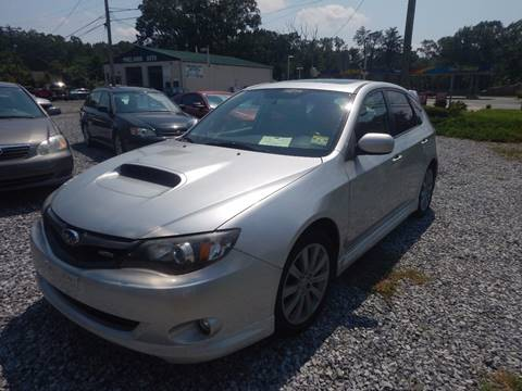 2009 Subaru Impreza for sale in Tabernacle NJ