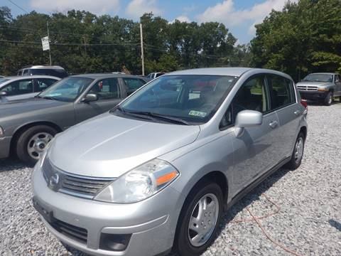 2009 Nissan Versa for sale in Tabernacle, NJ