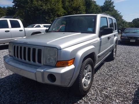 2006 Jeep Commander for sale in Tabernacle, NJ