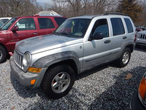 2007 Jeep Liberty for sale in Tabernacle, NJ