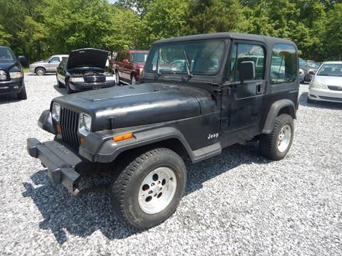 1995 Jeep Wrangler for sale in Tabernacle, NJ