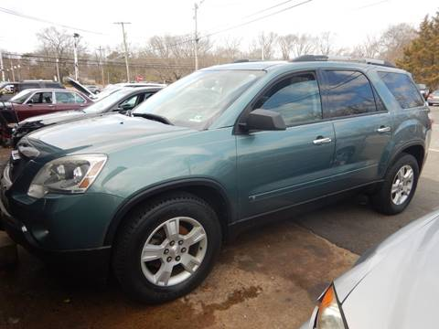 2010 GMC Acadia for sale in Tabernacle, NJ