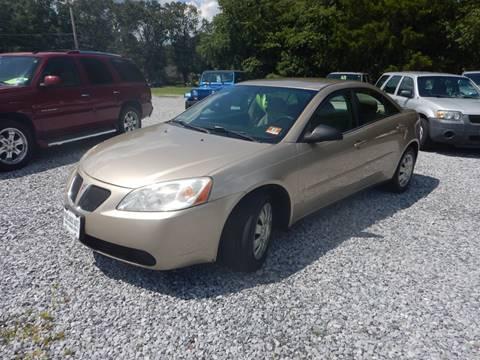 2007 Pontiac G6 for sale in Tabernacle, NJ