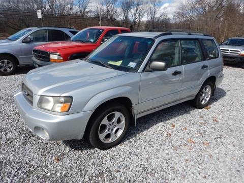 2004 Subaru Forester for sale in Tabernacle NJ