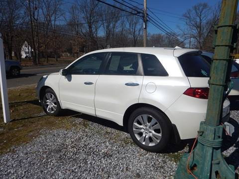 2010 Acura RDX for sale in Tabernacle, NJ