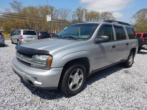 2004 Chevrolet TrailBlazer EXT for sale in Tabernacle, NJ