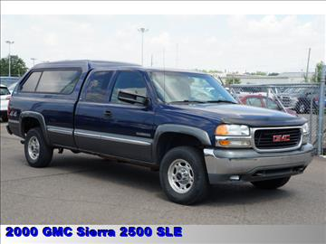2000 GMC Sierra 2500 for sale in Southgate, MI