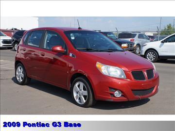 2009 Pontiac G3 for sale in Southgate, MI