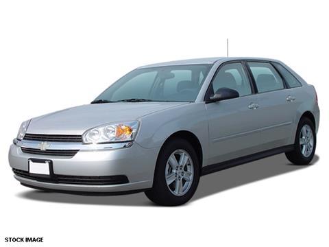 2004 Chevrolet Malibu Maxx for sale in Southgate, MI
