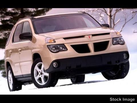 2003 Pontiac Aztek for sale in Southgate, MI