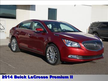 2014 Buick LaCrosse for sale in Southgate, MI