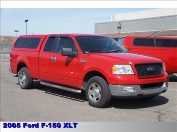 2005 Ford F-150 for sale in Southgate, MI