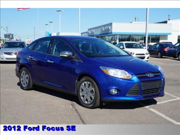2012 Ford Focus for sale in Southgate, MI