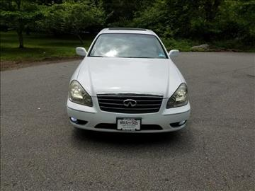 2005 Infiniti Q45 for sale in Belleville, NJ