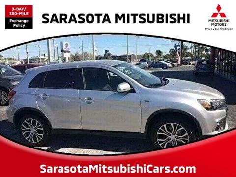 2019 Mitsubishi Outlander Sport for sale in Sarasota, FL